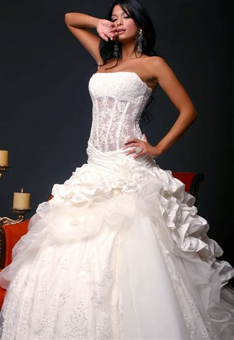 corset top wedding dresses corset wedding gowns painting