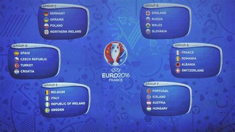 uefa 2016 draws uefa