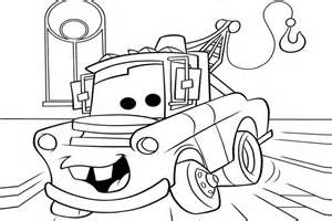 mater coloring pages cars coloring pages best coloring pages for