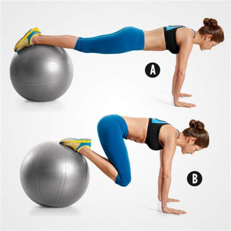 5 exercises that will show your lower belly who s