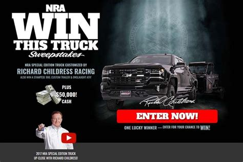 Nra 2017 Giveaway Org - nra win this truck sweepstakes nrawinthistruck org sweepstakes pit
