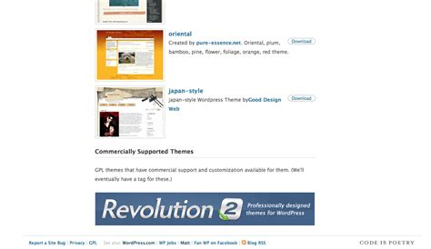 themes wordpress open source revolution open source is just a quot test quot i m knight