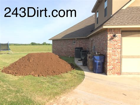 Landscape Supply Okc Fill Dirt In Oklahoma City Landscape Supply