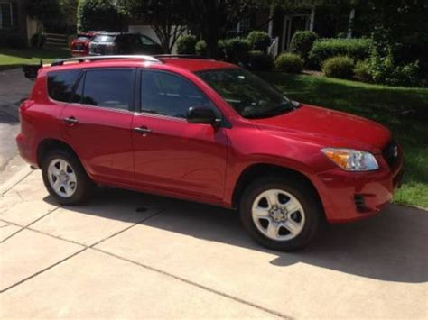 Used Cars Sold By Owners by Sell Used 2010 Rav4 53000 Only Excellent