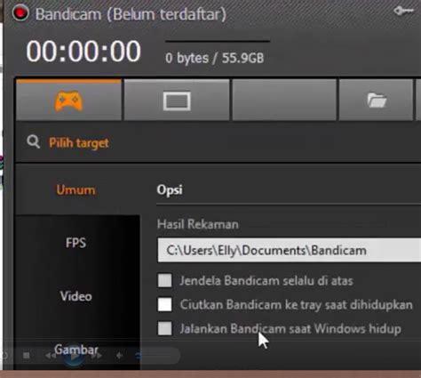 aplikasi bandicam full version bugenfil hc bandicam download cara instal bandicam full