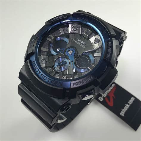 Jam Tangan Casio G Shock Ga 200cb 1a G Shock Edifice Zone G Shock Mtg casio g shock black and blue digi ga200cb 1a