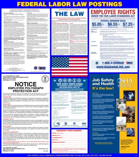 California Labor Code Section 202 by Federal Payday Notice Poster In In Bornloan2015