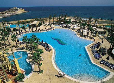 best resorts in malta hotels resorts malte