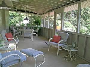 Design For Screened In Patio Ideas Screened In Porch Ideas Small Images