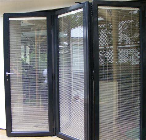 Blinds For Interior Doors Integral Blinds For Bi Folding Doors Conservatories Windows Doors