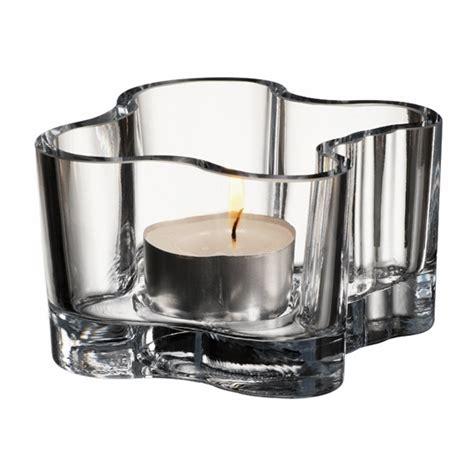 Votive Candle Tray Iittala Aalto Votive Candle Holder Clear Iittala Aalto