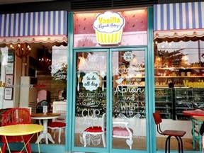 Home Sweet Home Interiors by Tetadventurer Vanilla Cupcake Bakery Finally Now Up