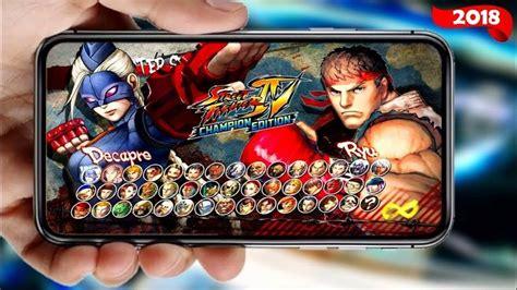 street fighter  champion edition apk data