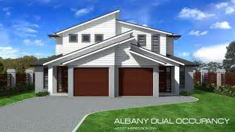 duplex builders albany double storey duplex home design tullipan homes