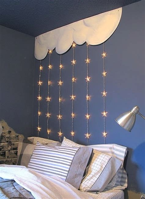 Making Magic In Kids Rooms With Fairy Lights Design Dazzle Room Decor Lights String