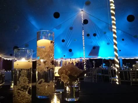 Outdoor Tent Lighting Abernethy Center Portland Wedding Lights