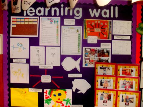 learning pattern word wall nursery2013