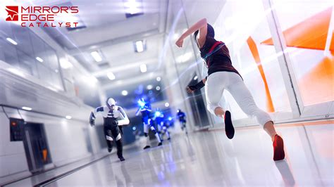 Mirrors Edge mirror s edge catalyst gamespot