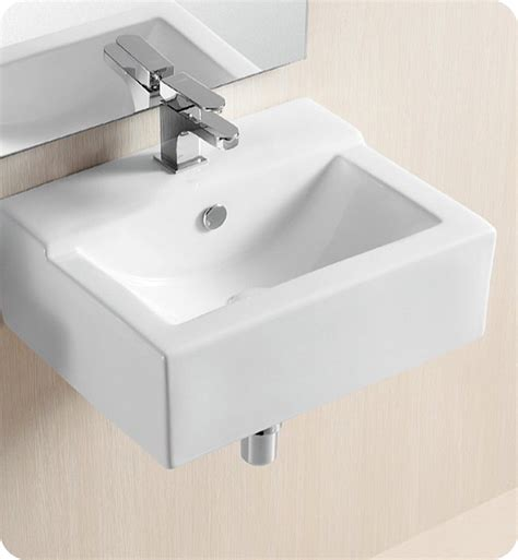 nameeks wall mounted sink nameeks ca4103c caracalla wall mounted vessel bathroom sink
