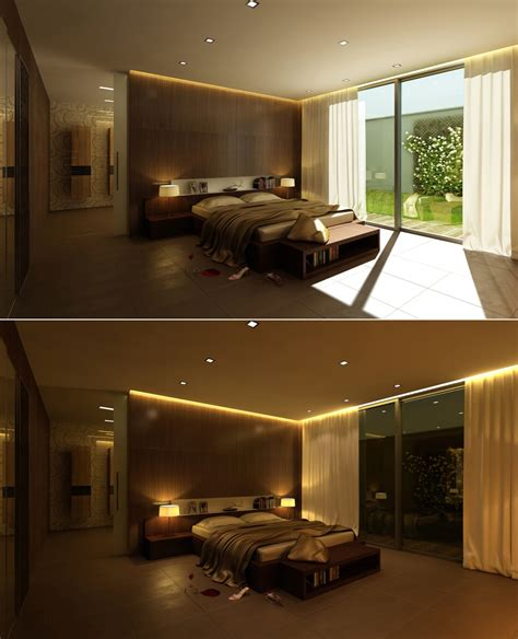 Stylish Bedroom Lights Stylish Bedroom Designs With Beautiful Creative Details