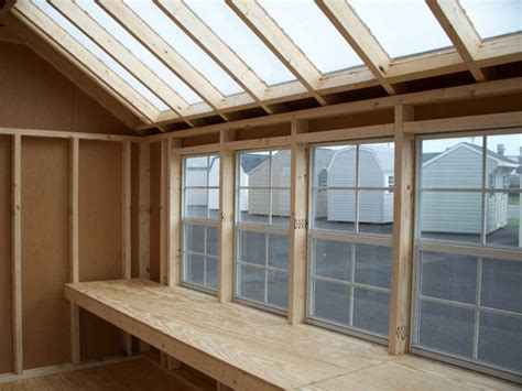 Custom Interior Windows by Storage Sheds Playsets Arbors Gazebos And More