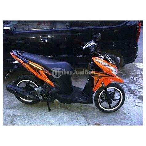 Honda Vario Pgm Fi 125 Th 2012 jual motor honda vario 125 ccw gm fi tahun 2012 bandung