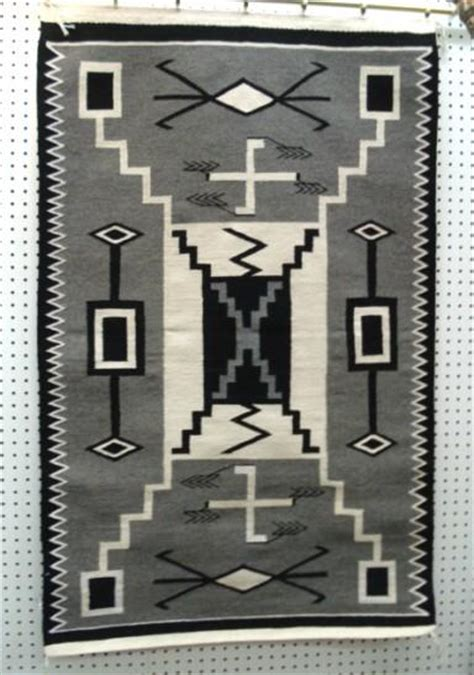 american rug designs excellent american navajo rug pattern weave 32 x from atwinkleintime on ruby