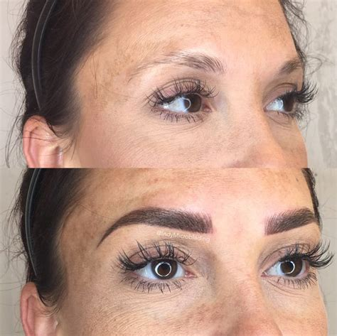tattoo eyebrows recovery 605 best tattoo brows images on pinterest eye brows