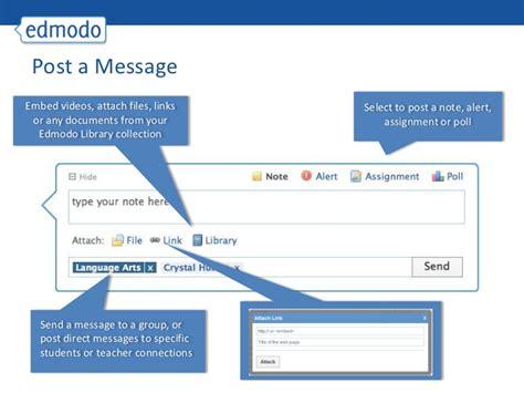 edmodo not showing posts edmodo teacher training presentation