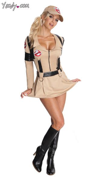 sexy ghostbuster costume womens ghostbuster costume