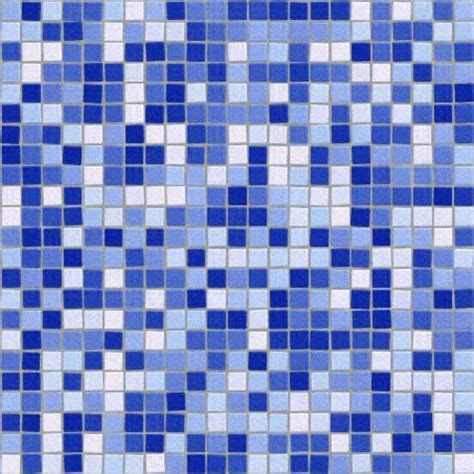 blue mosaic tile blue and white mosaic tile background texture background