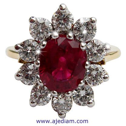 Blood Ruby 14 75ct what is the best price for an engagement ring