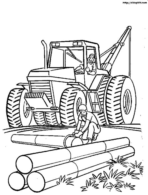 Free Tractor Coloring Pages Az Coloring Pages Tractor Trailer Coloring Pictures