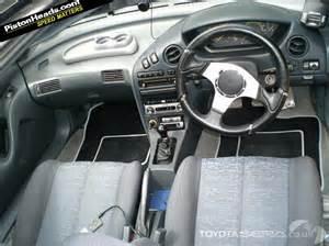 Toyota Sera Interior Ph Carpool Toyota Sera Pistonheads