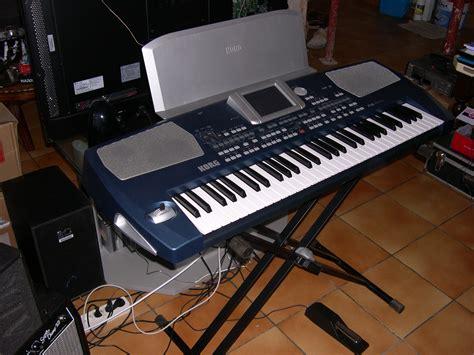 Adaptor Keyboard Korg Pa500 korg pa500 image 369303 audiofanzine