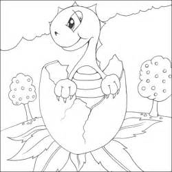 baby dinosaur coloring page dinosaur coloring pages 4 coloring