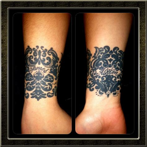 damask tattoo best 25 damask ideas on vintage