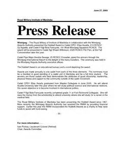 political press release template the power of a press release pruth magazine