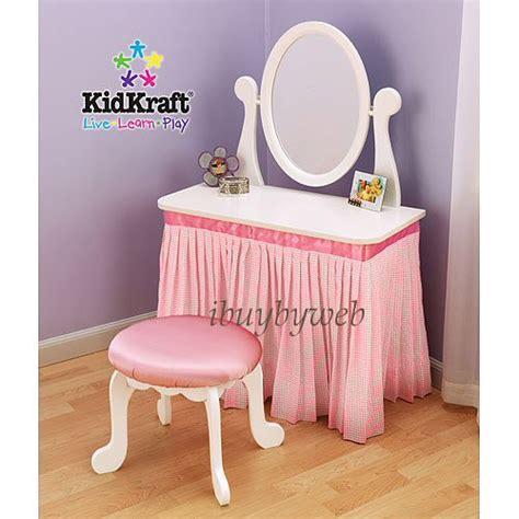 Kidkraft Princess Vanity And Stool Girls Vanity Deals On 1001 Blocks
