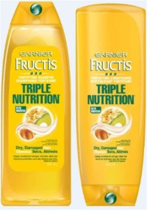 shoo garnier triple nutrition extra dry damaged hair how to deal with dry and damaged hair college fashion