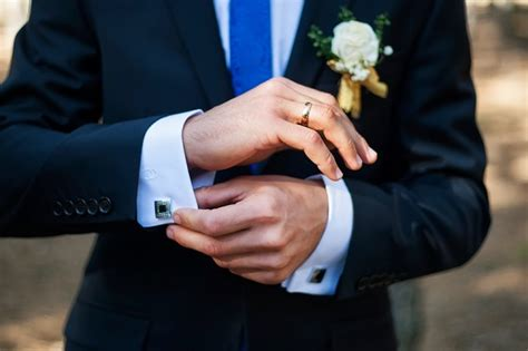 when a man wears his wedding ring on his right hand menswear posts weddingbee blog