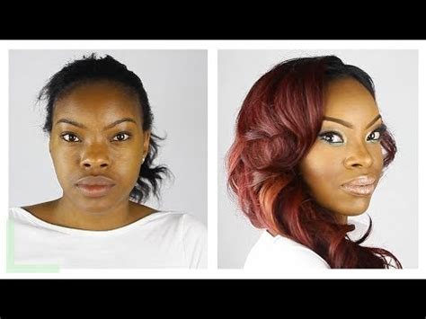 kmichelle weave types k michelle inspired sewn in weave with lace closure and