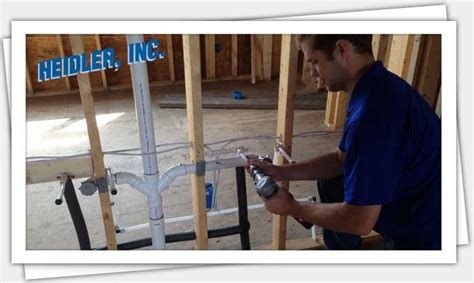 Heidler Plumbing by New Construction