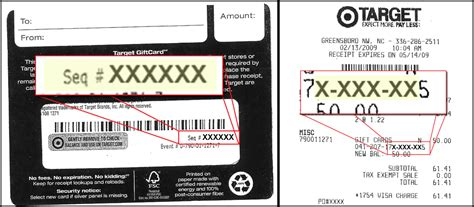 Check A Target Gift Card Balance - how to check the balance of a target gift card infocard co