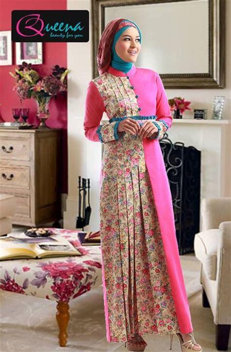 Biy Dress Kombi Batik model baju batik kombinasi modern terbaru 2016 hd