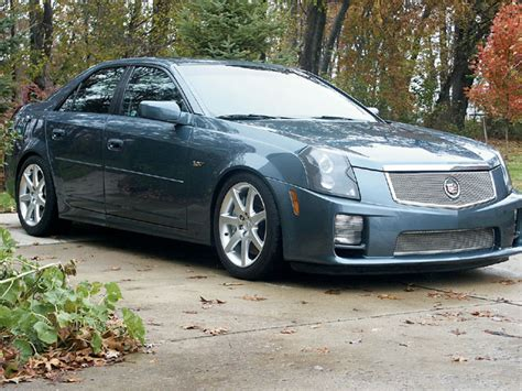 cadillac cts 2005 specs 2005 cadillac cts v overview cargurus