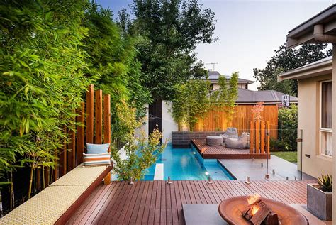 backyard with pool ideas 23 small pool ideas to turn backyards into relaxing retreats