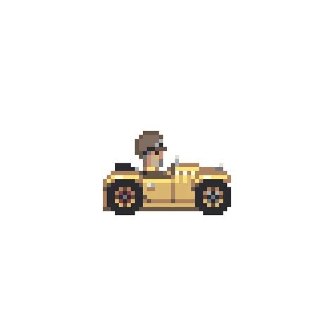 pixel car transparent spinning pixel car by martyisnothere on deviantart