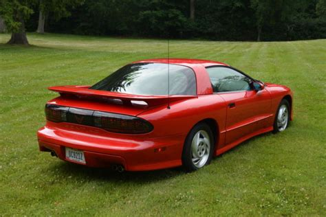 auto air conditioning service 1993 pontiac firebird parking system pontiac 1993 firebird trans am red 6 speed 58k mi