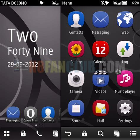 hd themes for belle fp2 carla version two nokia n8 signed belle refresh